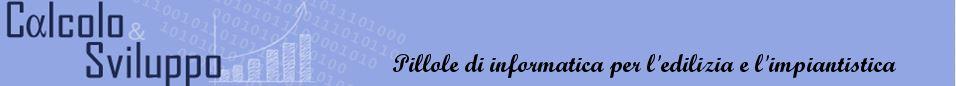 Calcolo&Sviluppo